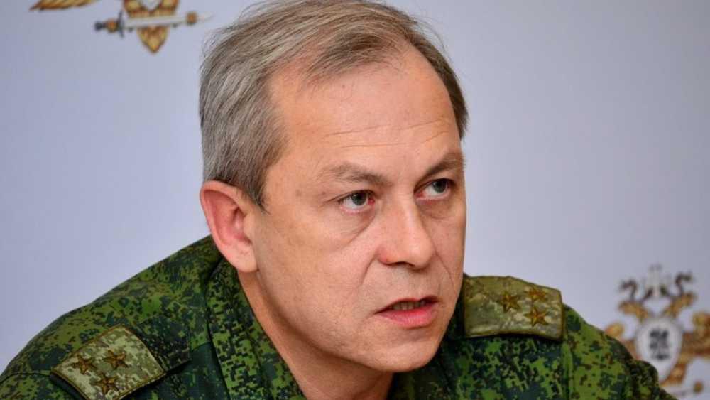 Заместитель командующего Вооруженных Сил Донецкой народной республики полковник Эдуард Басурин