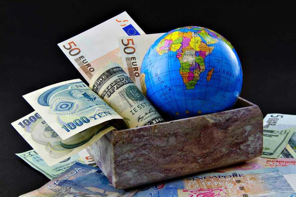 Экономика в деньгах в картинках