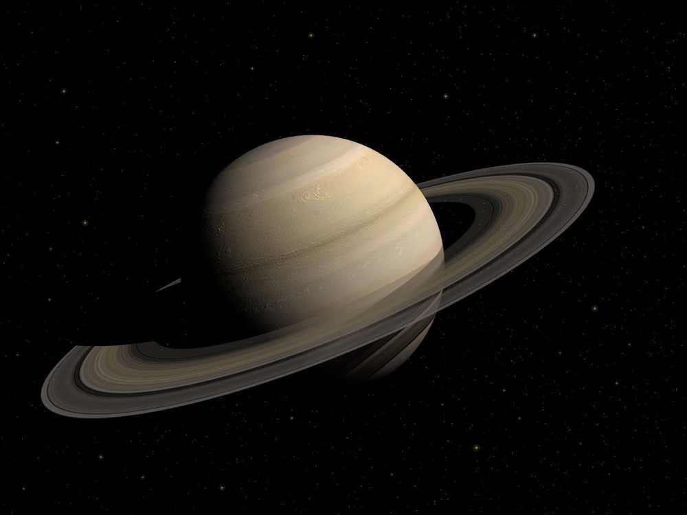 Ученые обнаружили на Сатурне дождь