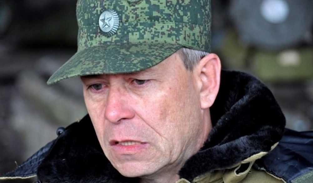 Эдуард Басурин: «Украина увеличила количество техники на фронте»