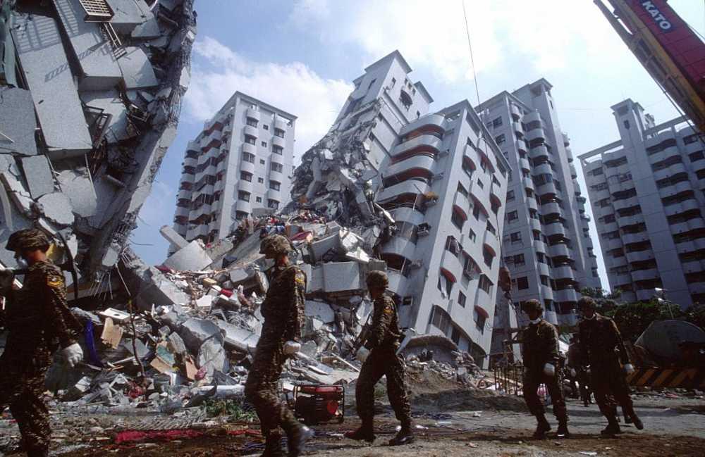 Картинки о землетрясениях