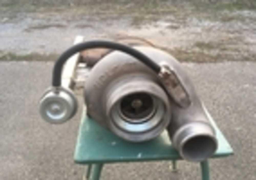 Турбина ФАВ-3252 H*40W 4051077