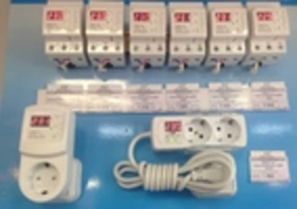Автоматические выключатели, УЗО, диф.автоматы, счетчики