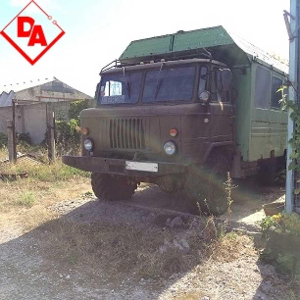 Продам грузовой автомобиль ГАЗ-66