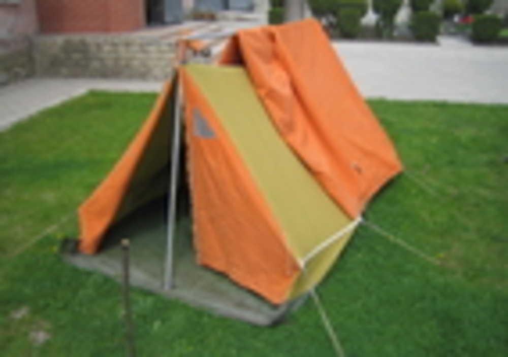 Палатка туристическая походная 2-х местная