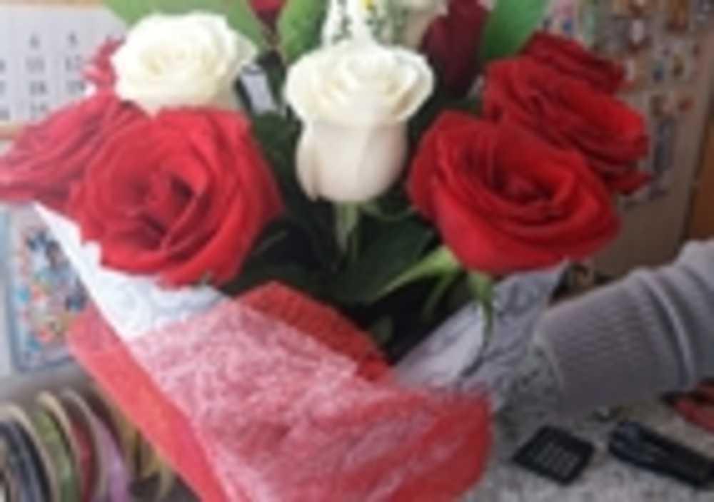 Цветы Донецк доставка